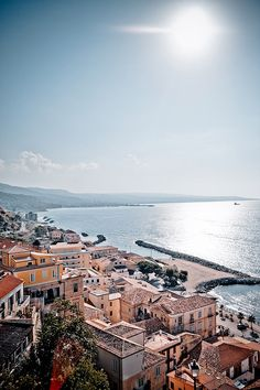 Calabria, Italy. Where my Grandpa is from, definately need to visit here!