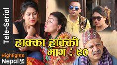 New Nepali Comedy Show Hakka Hakki - Episode 90 | 16th April 2017 Ft. Daman Rupakheti, Kabita Sharma