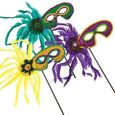 Amazon.com: Feather Masks Set of 12: Toys & Games