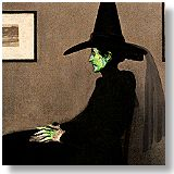 Whistler's Wicked Witch: Wizard of Oz Clothing, Gifts and Collectibles