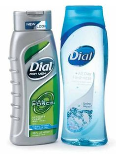 Coupon ~ Save $3.00 on two Dial or Dial for Men Body Wash