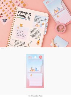 Creative Simulation Book Sticker Diy Notebook Stationery Diary Decor stickers VQ