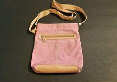 Liz Claiborne Pink Nylon Crossbody Bag  | Clothing, Shoes & Accessories, Women's Handbags & Bags, Handbags & Purses | eBay!