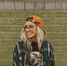Super how to wear flannel grunge outfit Ideas Tomboy Stil, Estilo Tomboy, Estilo Hipster, Estilo Grunge, Grunge Outfits, Mode Outfits, Fall Outfits, Casual Outfits, Tomboy Fashion