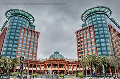 Colón shopping center, Lisboa - pablo bastos