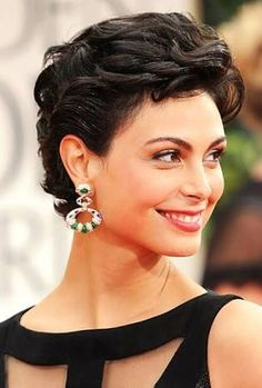 Image result for short hairstyles for fine frizzy hair