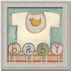 Duck Baby Room | Baby > Nursery Decor > Wall Decor > Art & Prints Wall Art Decor, Wall Art Prints, Room Decor, Framed Prints, Baby Ducks, Room Baby, Baby Wall Art, Baby Nursery Decor, Pastel
