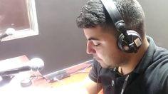 Luigi locutor latinoamericano para megafonía .  Locutores latinoamericanos