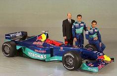 Sauber 1999, Peter Sauber, Jean Alesi, Pedro Diniz