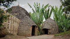 Dorze Chencha Woven Bamboo Houses | Dorze Chencha  - Ethiopia - Woven Bamboo House (21)
