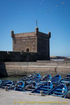 Essaouira Morocco –