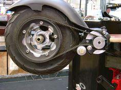 Diy Electric Car, Electric Bike Motor, Electric Bike Kits, Electric Skateboard, Motorcycle Design, Bicycle Design, Motorcycle Bike, Motorized Big Wheel, E Quad