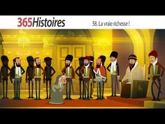 La vraie richesse (58) - YouTube 16th Century, People, Wealth, Entertainment, Welcome