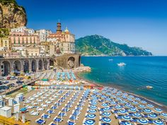 Where to Go Next: Atrani - There are dozens of beautiful towns scattered around Italy, from the Piedmont…