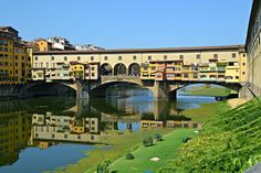Oltrarno, tipped as Florence's up and coming neighbourhood, is rich in culture and its culinary offerings rival any other part of the city, as these restaurants reveal. Best Places To Vacation, Best Vacations, Vacation Trips, Places To Visit, Marina Bay, Harbour Bridge, Porto City, Travel Memories, Covered Bridges