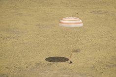 Expedition 31 Landing by nasa hq photo, via Flickr