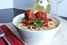 Grandma's Spaghetti &Meatballs