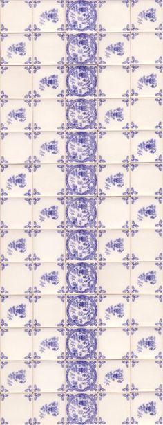 Blue Willow Tile Set (printable!)