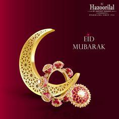 Eid Mubarak from Hazoorilal by Sandeep Narang. #EidMubarak