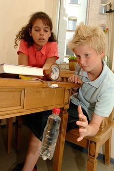 Experimente mit Wasser: Experiment für Kinder: Eiskalter Zauber