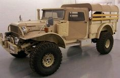 Built Dodge M-37