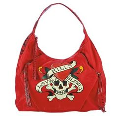 956b79869146 Ed Hardy Hobo Bag Don Ed Hardy