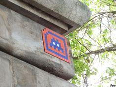 Space Invaders NY Knicks