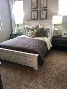 Guest bedroom storage
