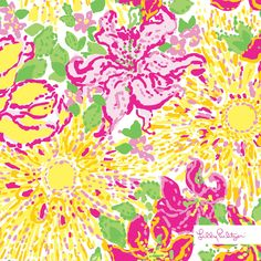 Lilly Pulitzer Resort '13- A Story Written in the Sun