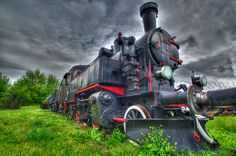 Steam locomotive by Boris Frkovic on 500px
