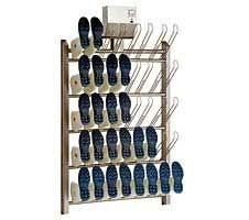 Keep a tidy, clean and dry work environment with a boot drying system through ITEC America. Holds up to 50 pairs of boots! Boot Storage, Storage Rack, Boot Dryer, The Ranch, Shoe Rack, Cleaning, Boots, Dryers, Crotch Boots