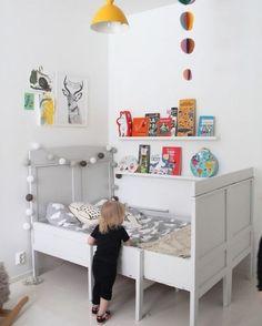 Today on Kids Interiors //A BED THAT GROWS WITH THE CHILD// kidsinteriors.com I - - - - #kidsinteriors_com #kidsinteriors #kidsinterior #kidsroom #childrensroom #barnrum #barnrumsinspo #kinderkamer #kinderzimmer #chambreenfant #kidsfurniture #childrensfurniture #kids #instakids #kinderkamer #kinderzimmer #barnerom #kidsdesign #habitacioninfantil #designforkids #interiordesign