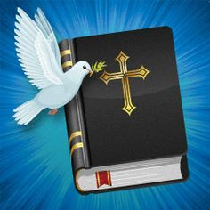 Bible and Dove