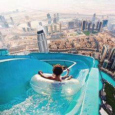 não me leve a mal, me leve a Dubai