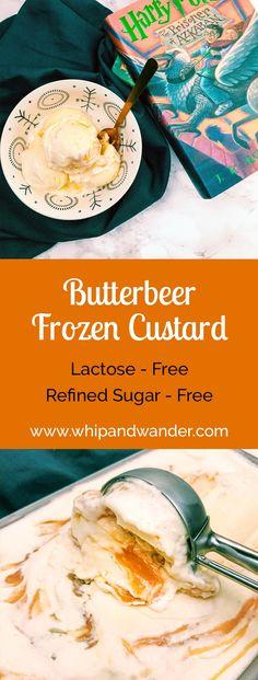 Butterbeer Frozen Cu