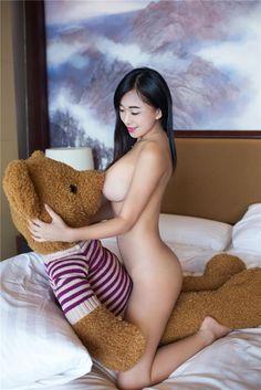 [TuiGirl推女郎] E罩杯女神黄可全裸艺术照