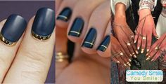 Manicure ideas for short nails design. More on the site. Go...