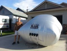 In Light of Recent Storms, This Texas Man's Invention is a Godsend Texas Man, Storms, Inventions, Thunderstorms