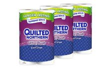 Quilted Northern Ultra Plush Toilet Paper, 24 Supreme (92 Regular)! maxwellsattic.com