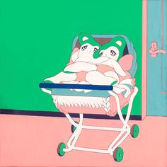 久野 遥子 - portfolio kunoyoko - 2012 時間ですよ