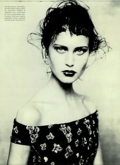 ITALIAN MOOD Vogue Italia June 1998 ph. Paolo Roversi