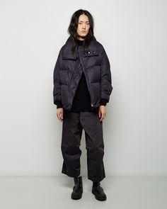 Y's | Reversible Puffer Coat | La Garçonne