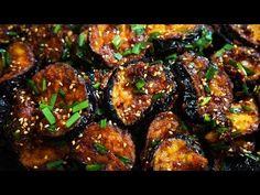 Kung Pao Chicken, Tandoori Chicken, Fried Eggplant Recipes, Korean Food, Fries, Ethnic Recipes, Korean Cuisine