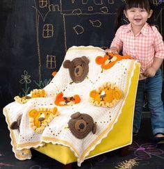 örgü bebek battaniyesi modelleri 2016