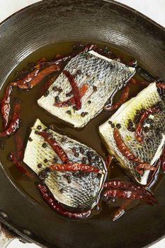 Sichuan sea bass - Mark Hix - The Independent