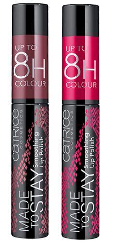 CATRICE Cosmetic, en werkt ook echt! Super lipstick en helemaal zoals ik 't wil!