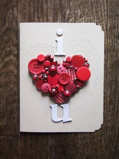 13 Valentines Card Ideas #valentineday #gift #him