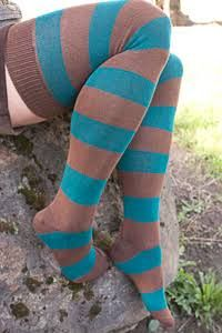 THIGH SOCKS - Google Search