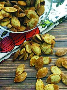 Healthy and Savory roasted pumpkin seeds bon appetit favorite healthy recipes Roasted Pumpkin Seeds, Roast Pumpkin, Pumpkin Seed Nutrition, Seeds For Sale, Stuffed Shells, Pretzel Bites, Bon Appetit, Allrecipes, Keto