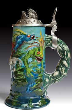 Enough for the thirst of any man. Don't so much like the murloc theme.